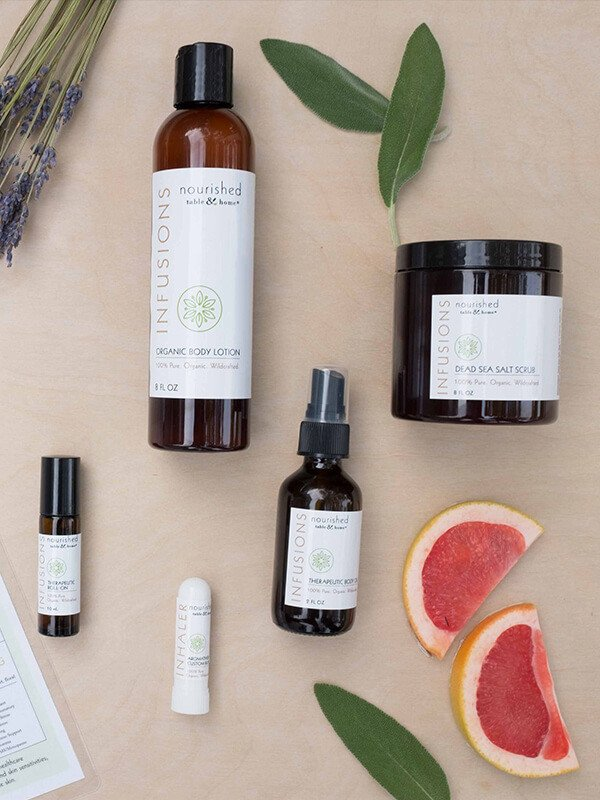 Aromatherapy Custom Products